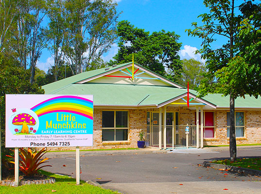 Little Munchkins Early Learning Centre - Mooloolah